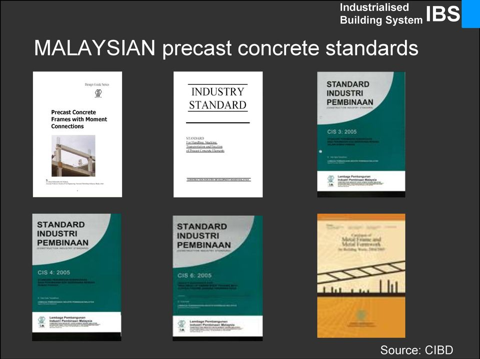 the method of ibs and conventional system construction essay Conventional building system which is labour oriented however, since the first project of ibs in year 1964 till today, ibs in malaysia is not well accepted by the construction parties because of failure to.