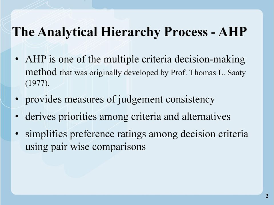deriving consensus rankings via multicriteria decision Anewmethodforgroupdecisionsupportbasedonelectre iii methodology they rest on a poor heuristic which makes a decision about consensus ranking multicriteria.