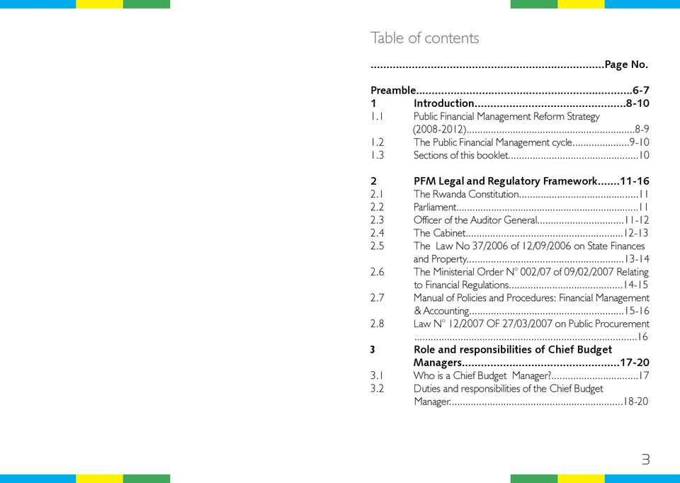 financial accounting policies and procedures manual