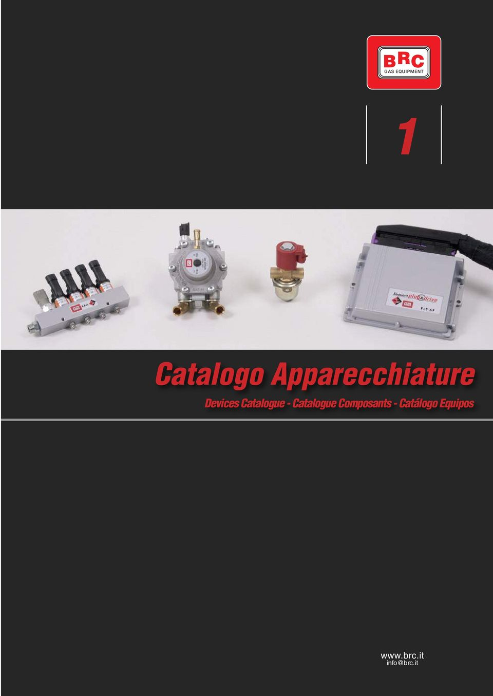 Catalogue Composants -