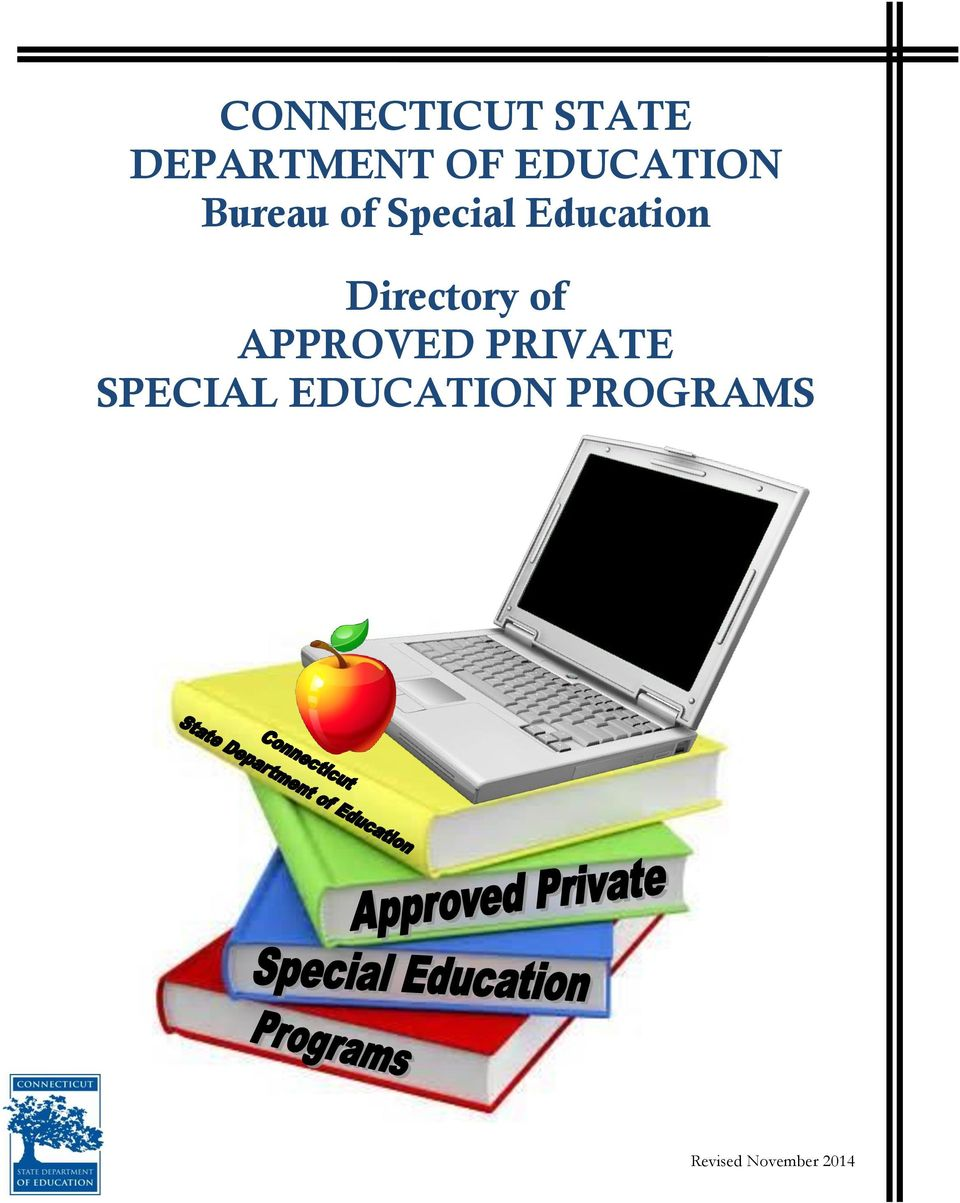 Education Directory of APPROVED