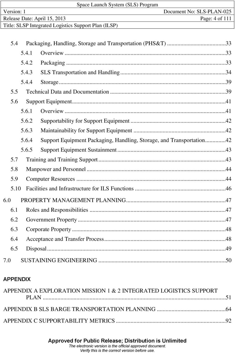 integrated logistics support handbook pdf