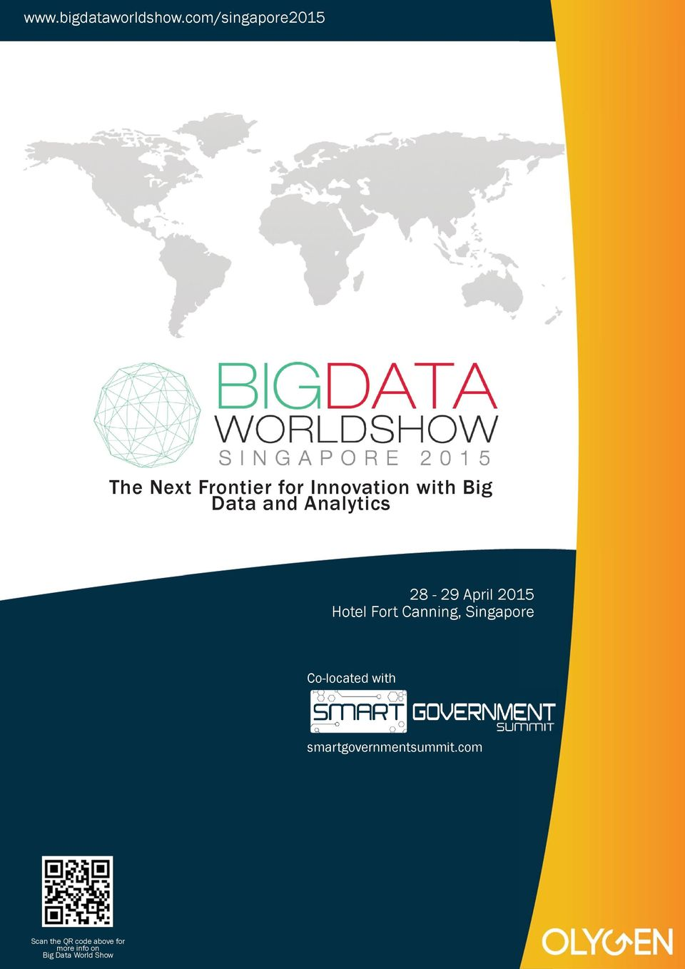 with Big Data and Analytics 28-29 April 2015