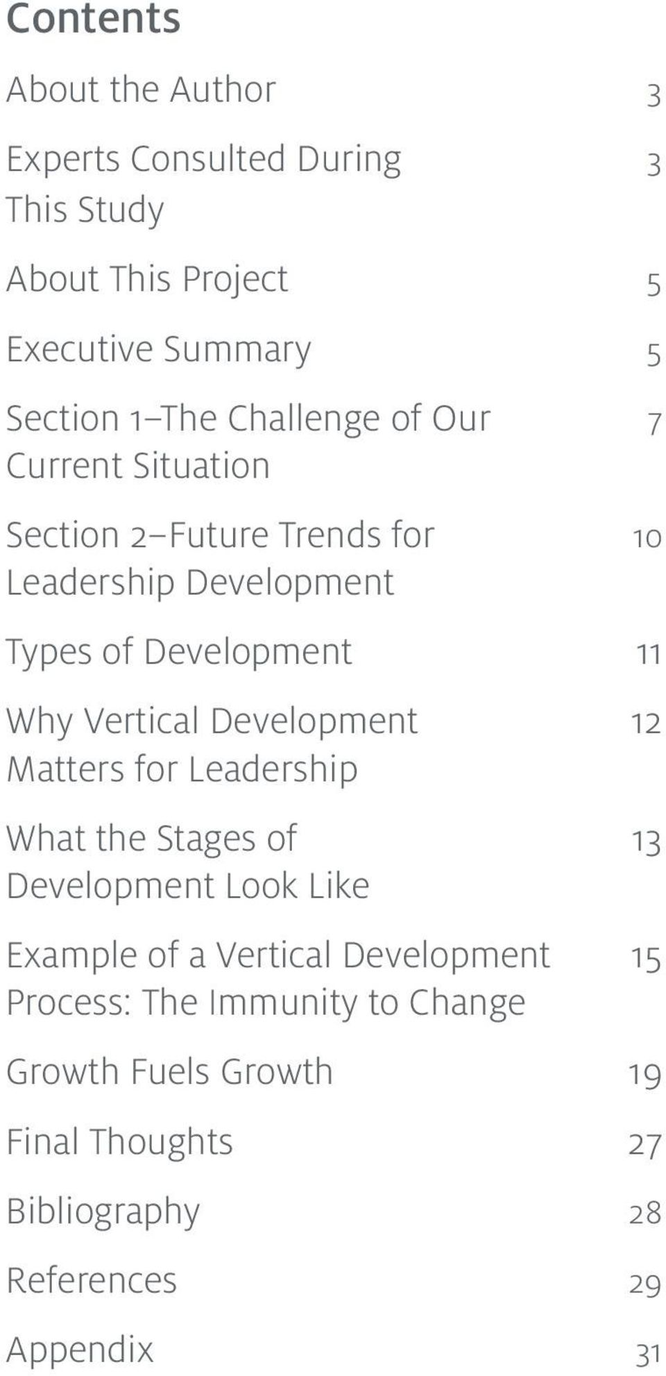 Vertical Development 12 Matters for Leadership What the Stages of 13 Development Look Like Example of a Vertical