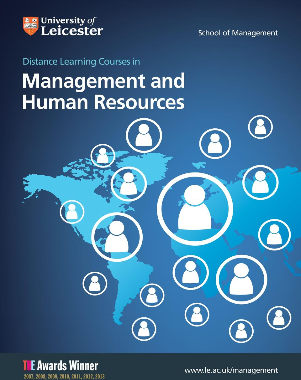 in Management and Human