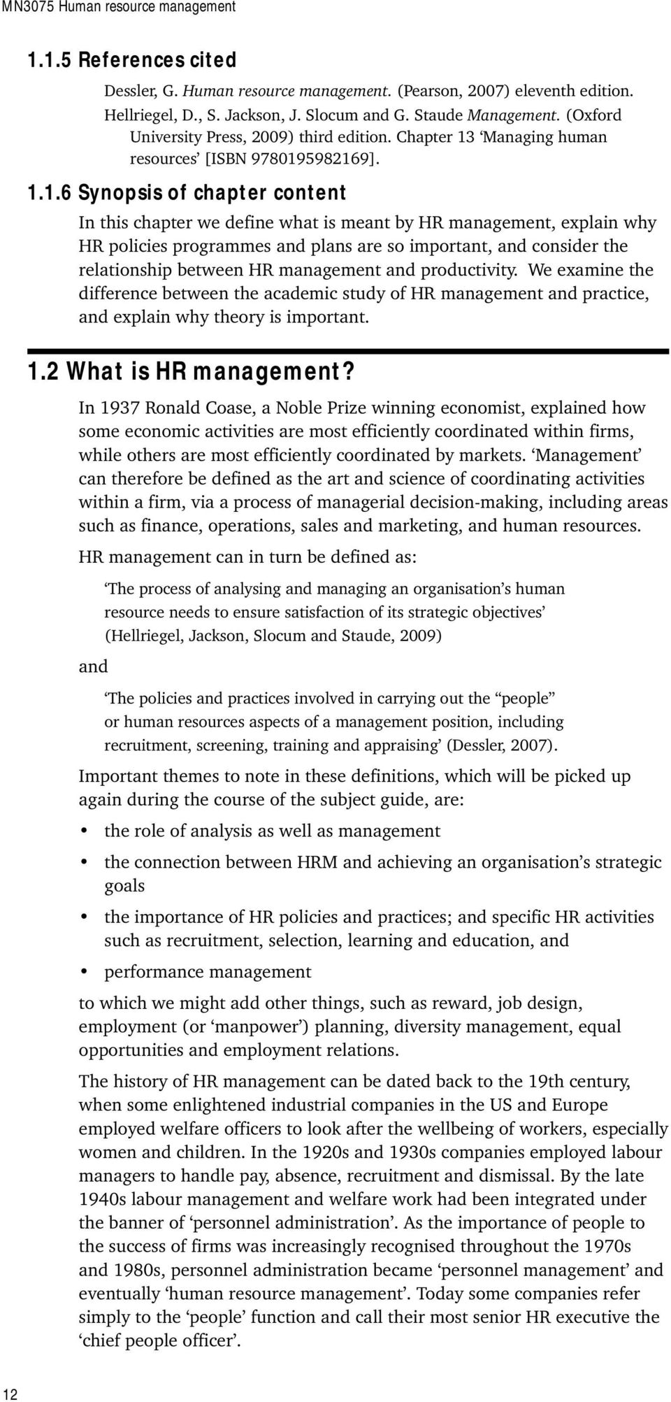 Managing human resources [ISBN 978019