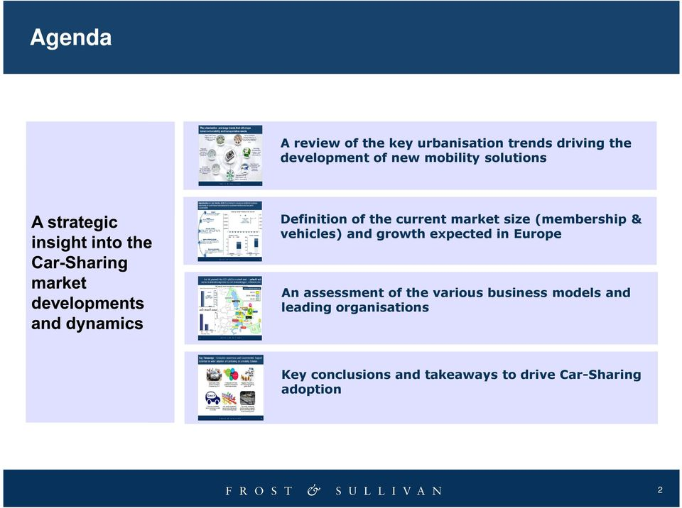 and growth expected in Europe An assessment of the various business models and