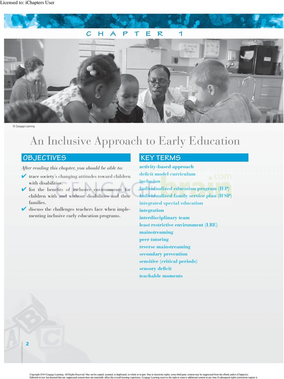 discuss the challenges teachers face when implementing inclusive early education programs.