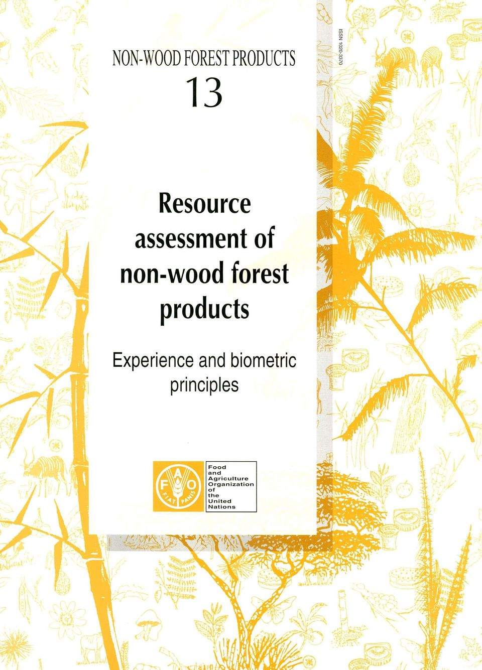 assessment of non-wood forest