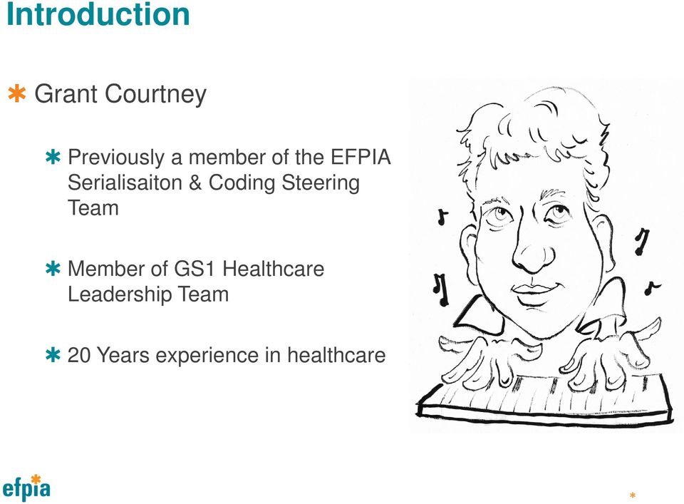 Steering Team Member of GS1 Healthcare