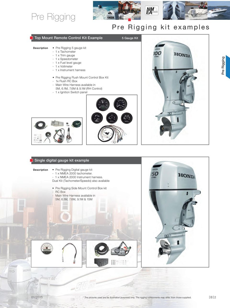 honda marine accessories pdf