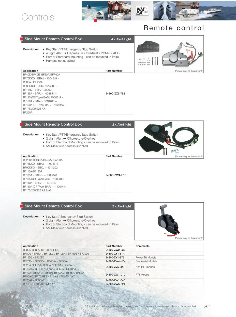Honda Bf50a Wiring Diagram 2005 Engine Harness Of Pre1997 Lra Outboard Lower Case Center U2022 Parts