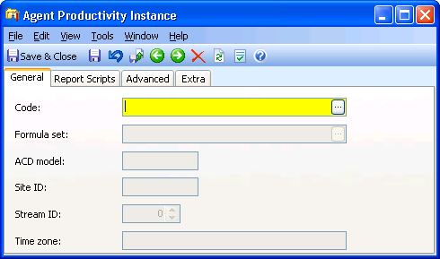 Agent Productivity Tasks To create an AP instance: 1. Select Start > Settings > Control Panel. 2. Double-click Administrative Tools, and double-click the Services icon. 3.