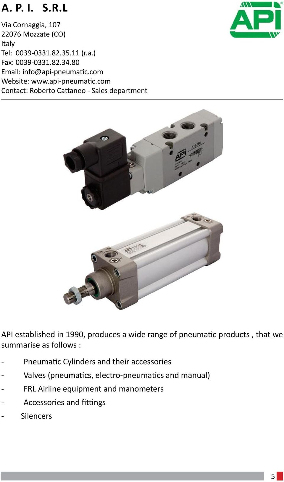 com Website: www.api-pneumatic.