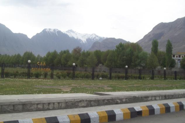 iii. RECREATIONAL In Gilgit there are two public parks i.e. Chinar Bagh which covers an area of 8.5 acres and the City Park at the extension of Airport for recreational activities.