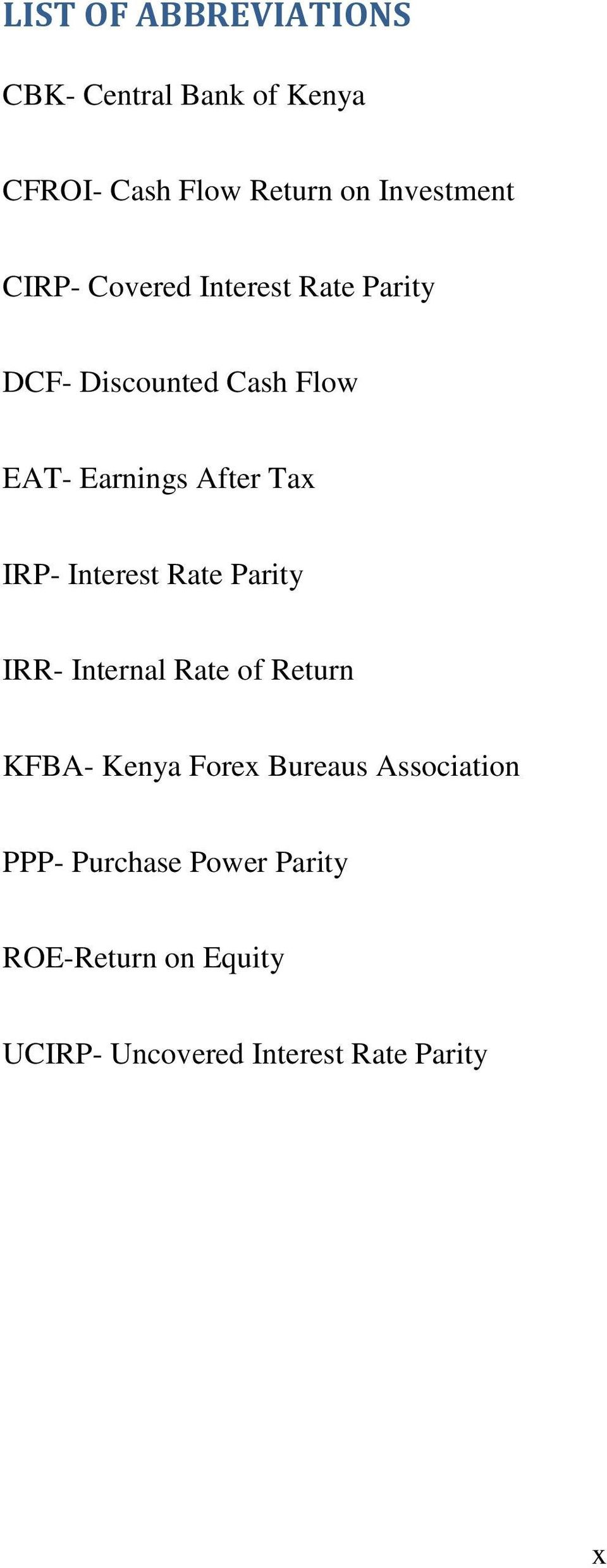 List of forex bureaus in kenya