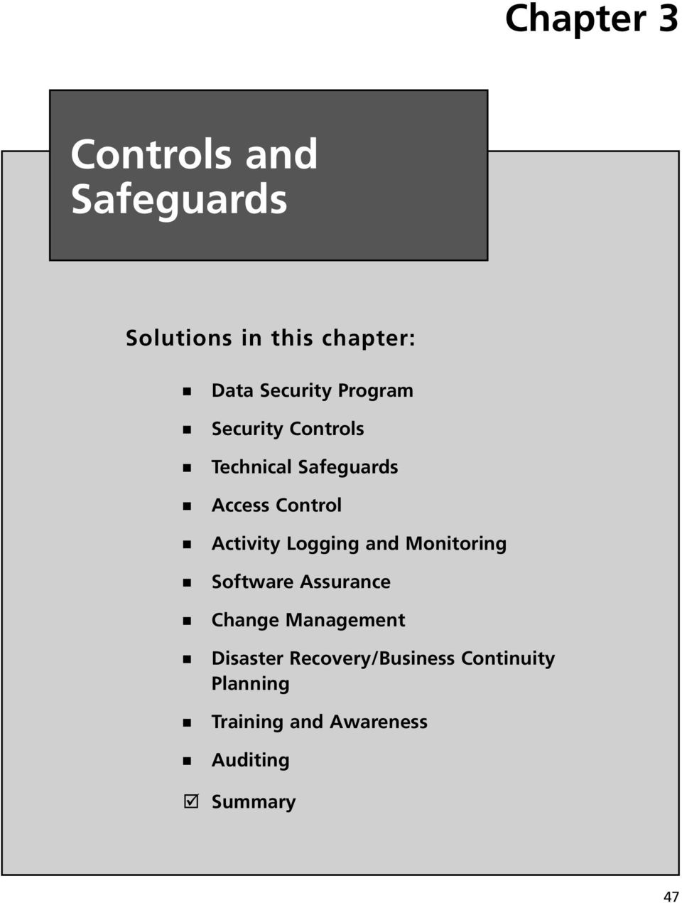 Activity Logging and Monitoring Software Assurance Change Management
