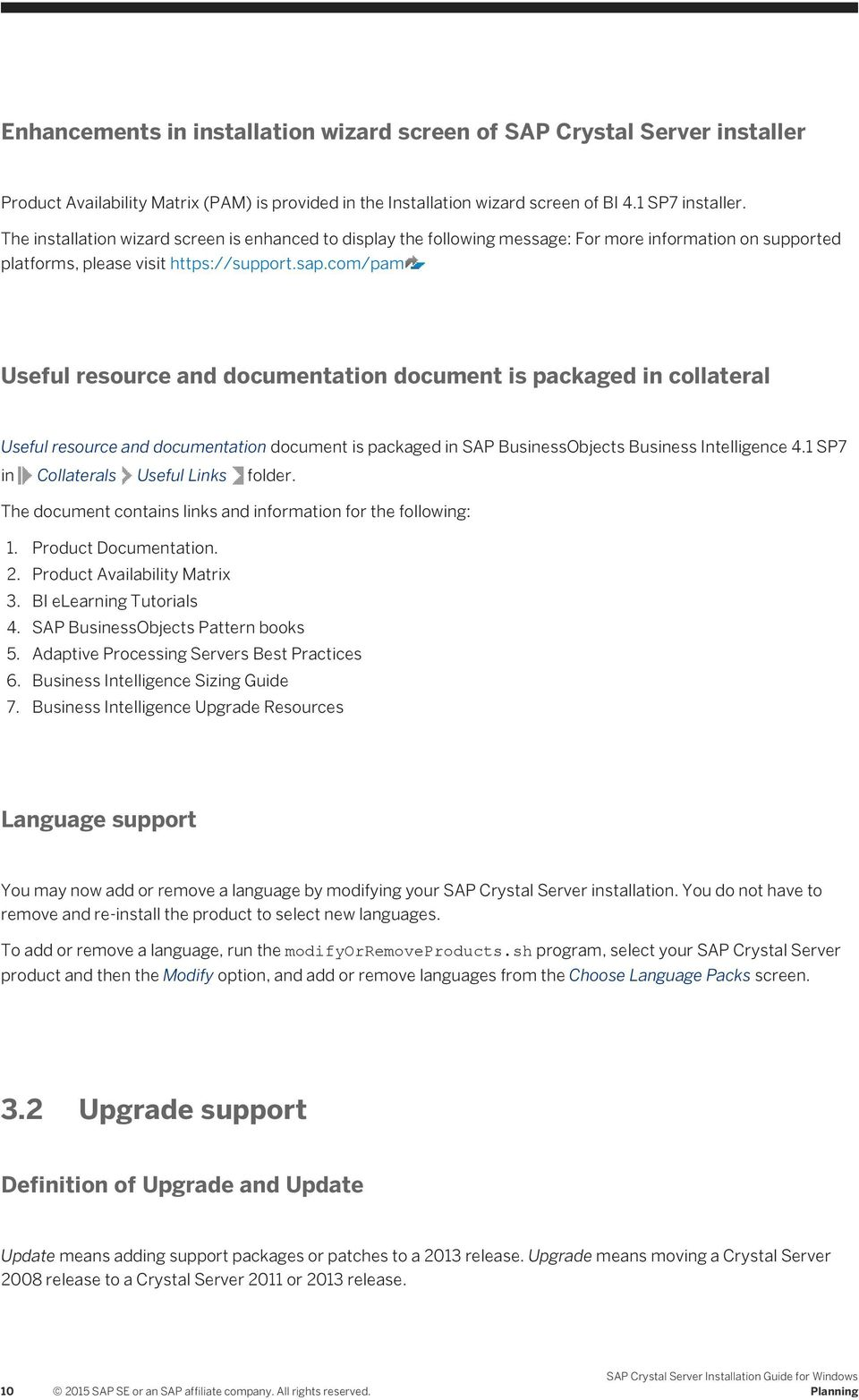 com/pam Useful resource and documentation document is packaged in  collateral Useful resource and documentation