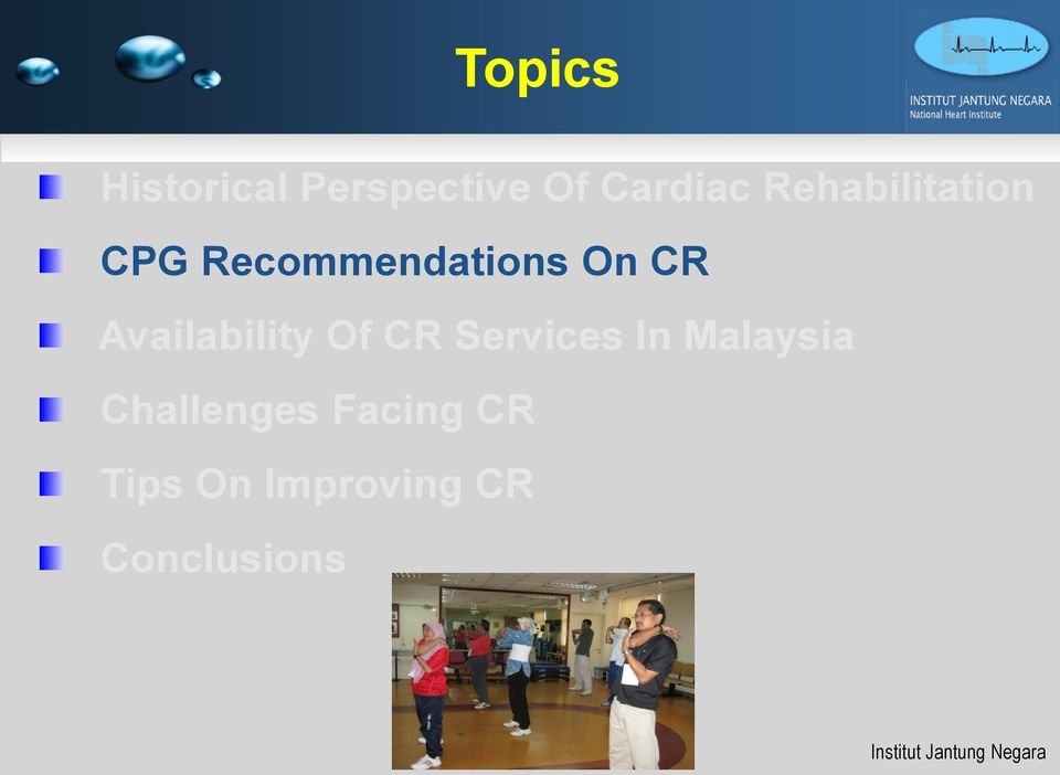 Availability Of CR Services In Malaysia