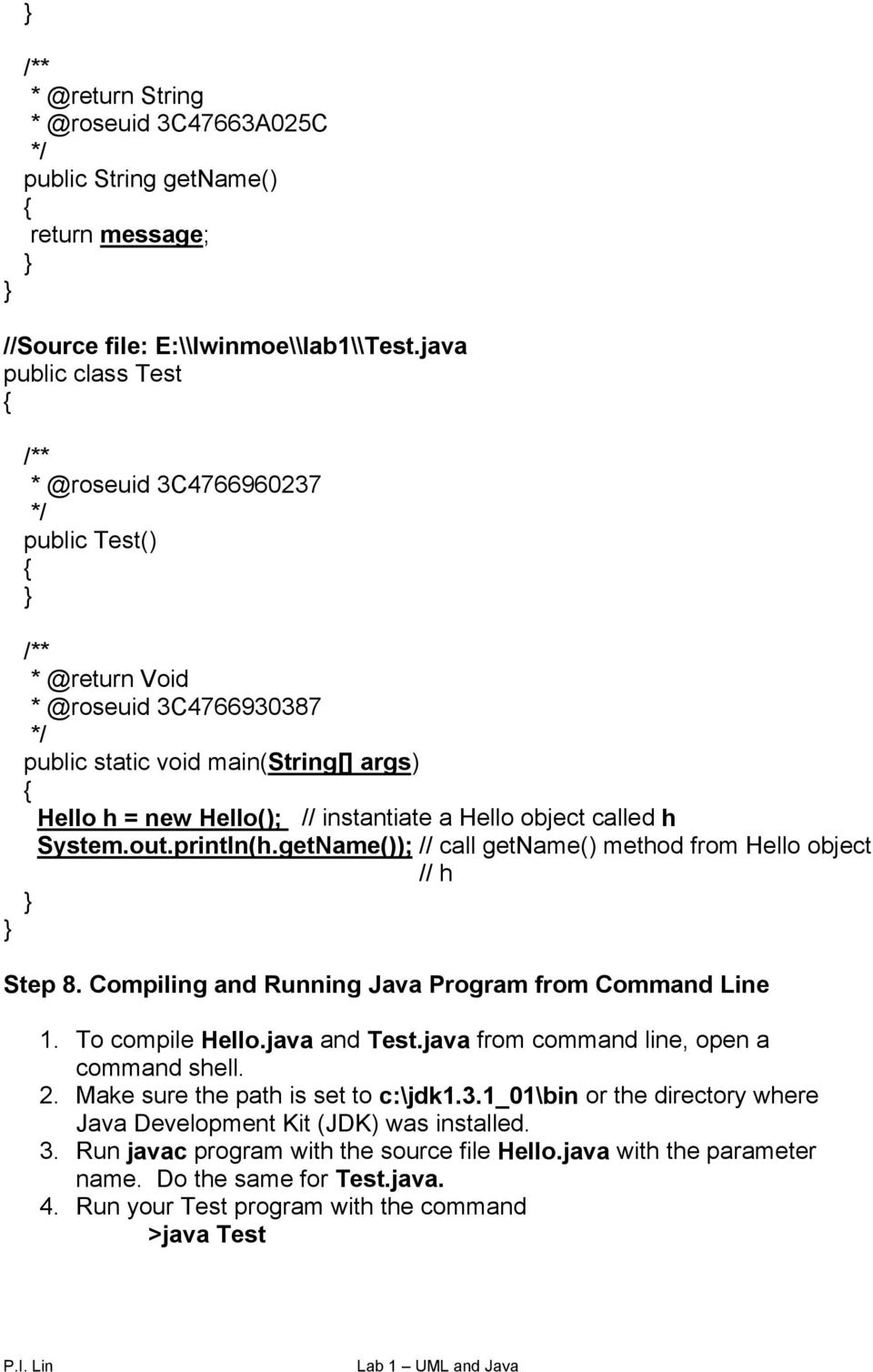 file object java