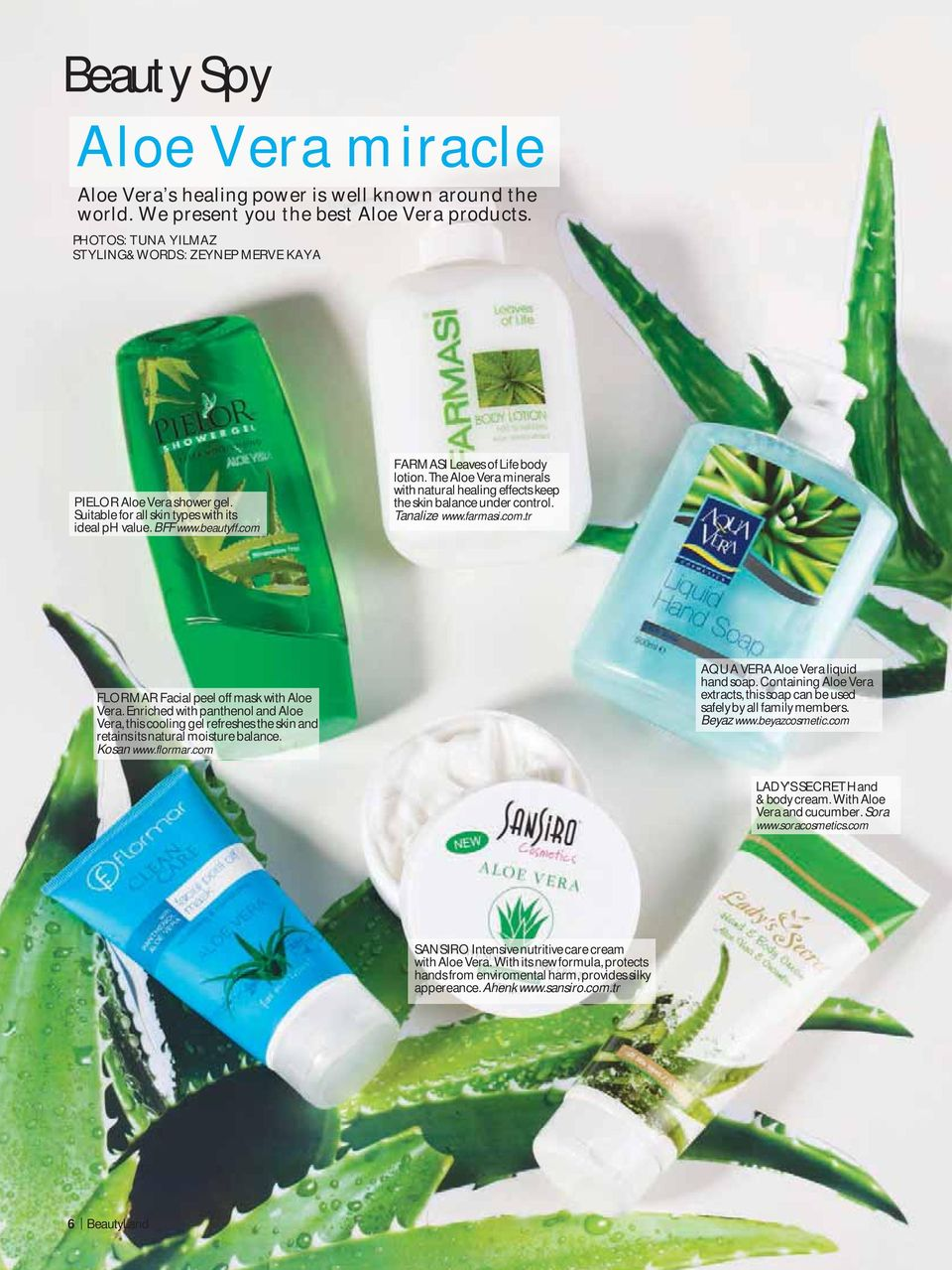 The Aloe Vera minerals with natural healing effects keep the skin balance under control. Tanalize www.farmasi.com.tr FLORMAR Facial peel off mask with Aloe Vera.