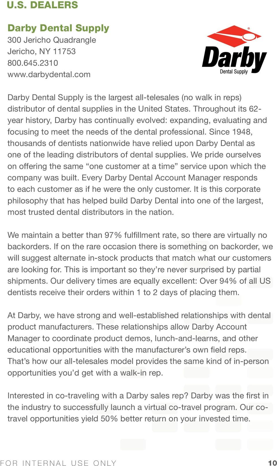 Kerr authorized dealer brochure pdf throughout its 62 year history darby has continually evolved expanding evaluating and fandeluxe Choice Image
