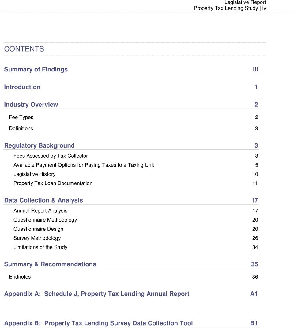 Collection & Analysis 17 Annual Report Analysis 17 Questionnaire Methodology 20 Questionnaire Design 20 Survey Methodology 26 Limitations of the Study 34