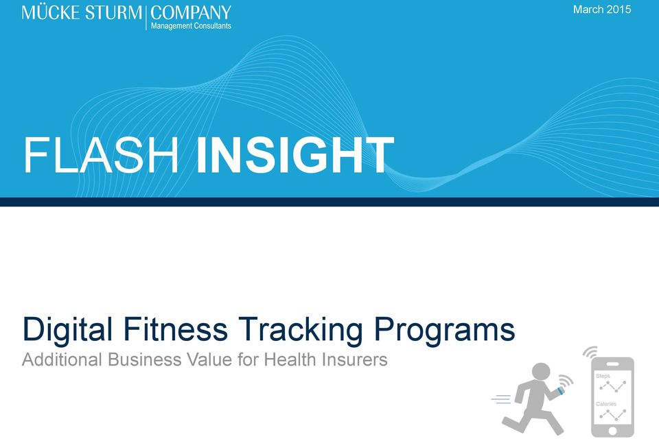 Tracking Programs Additional