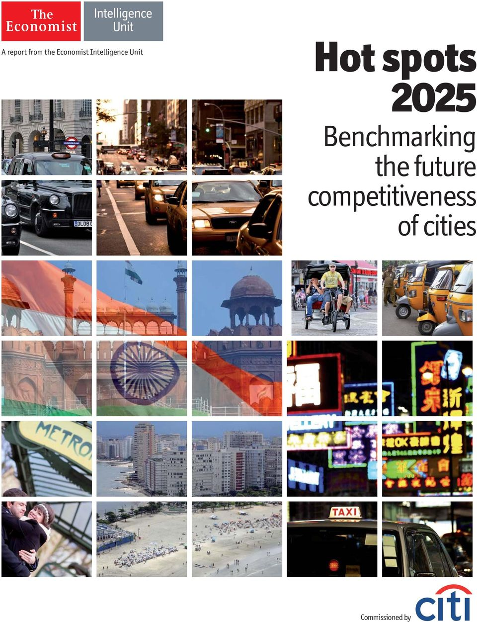 2025 Benchmarking the future