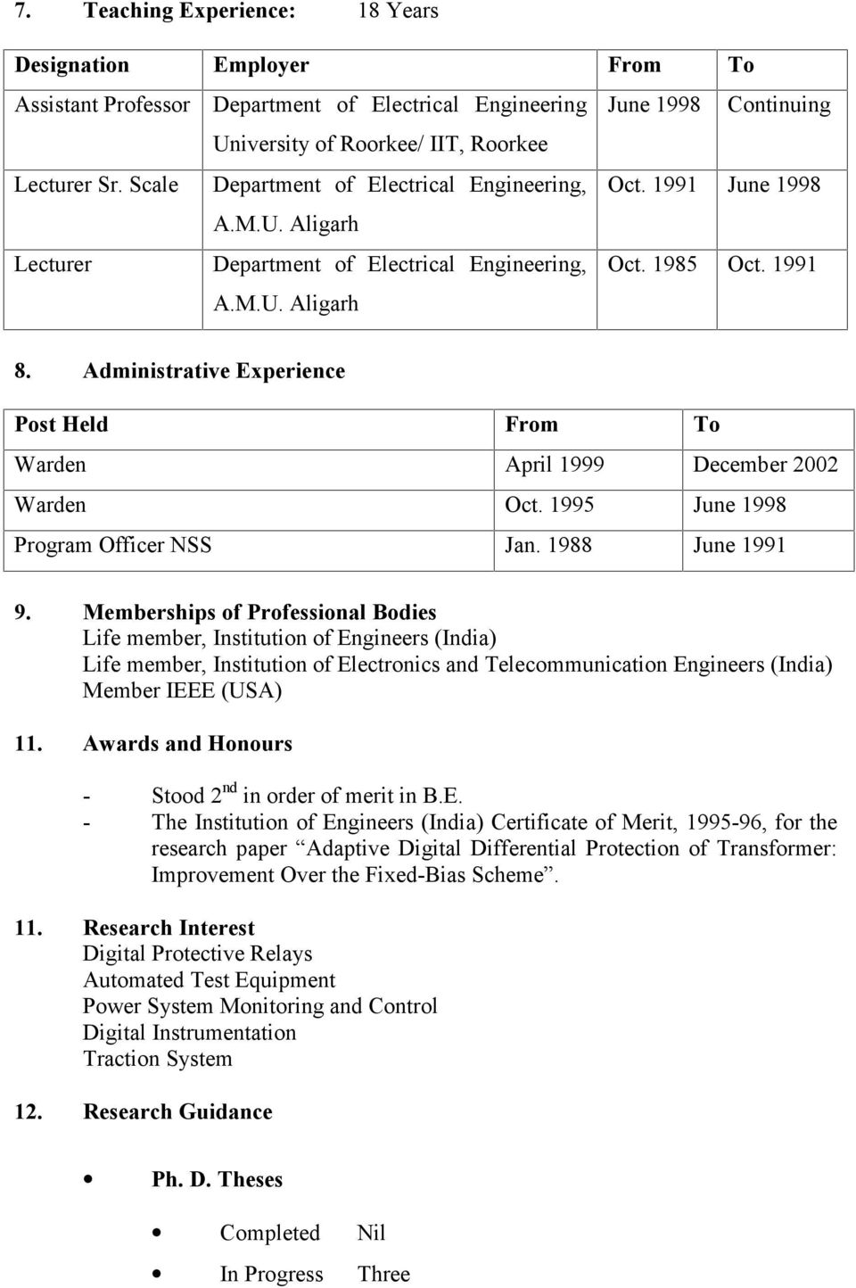 computer professor resume voluntary action orkney adjunct professor resume sample sample resume for assistant professor assistant