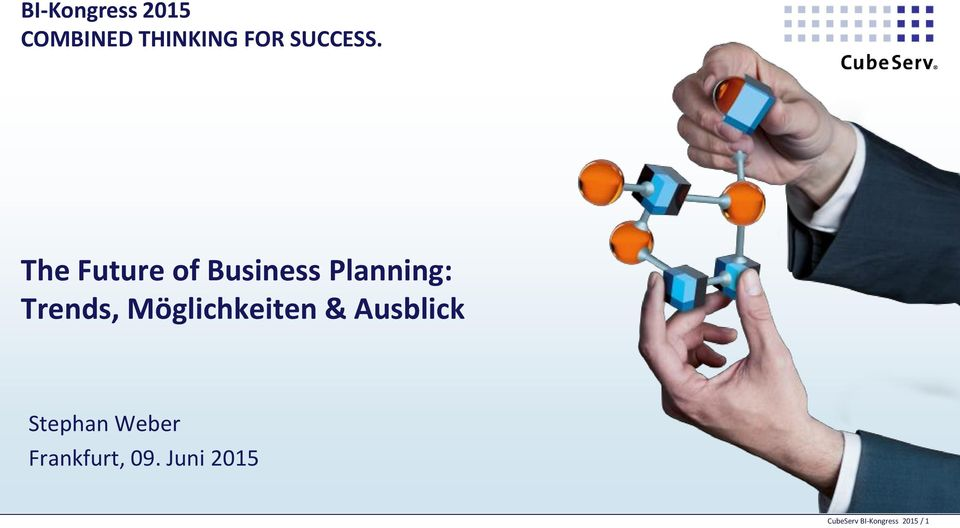 The Future of Business Planning: Trends,