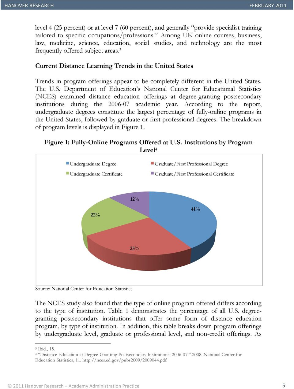 3 Current Distance Learning Trends in the United St