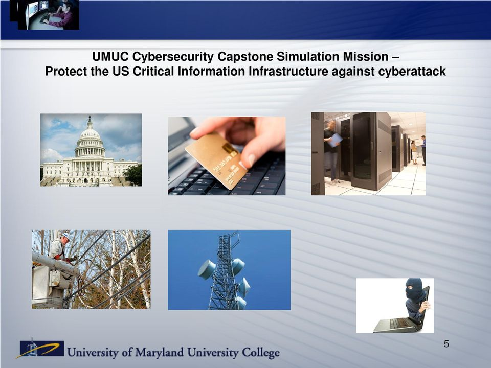 the US Critical Information