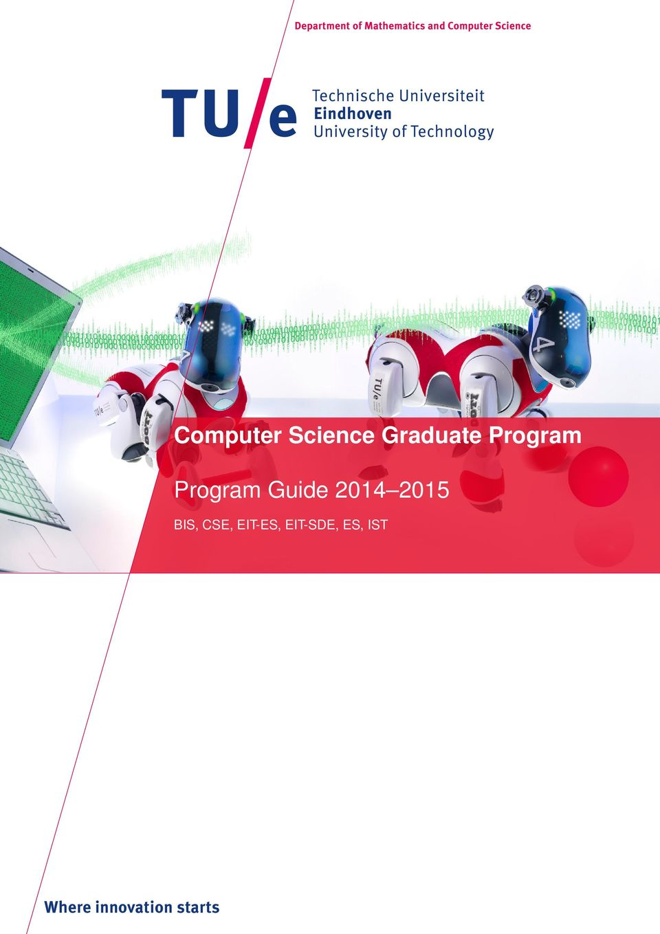Program Program Guide 2014 2015 BIS,