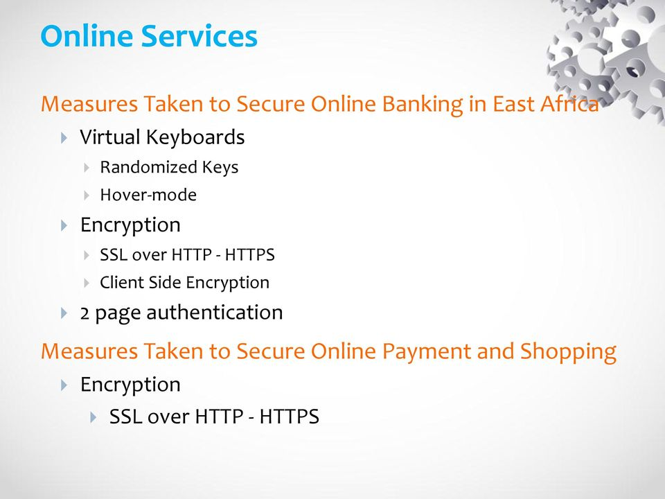 over HTTP - HTTPS Client Side Encryption 2 page authentication