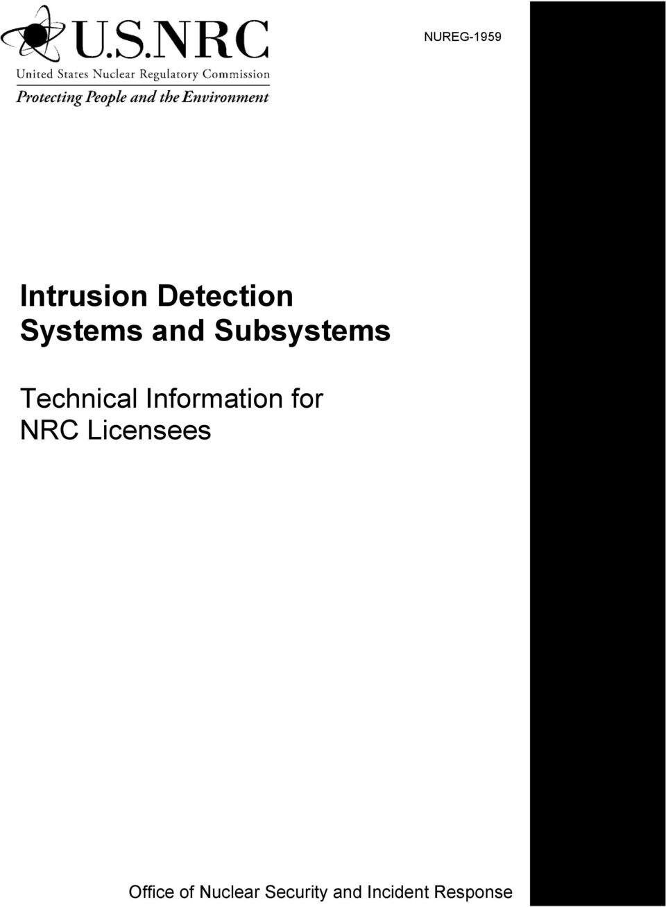 Information for NRC Licensees