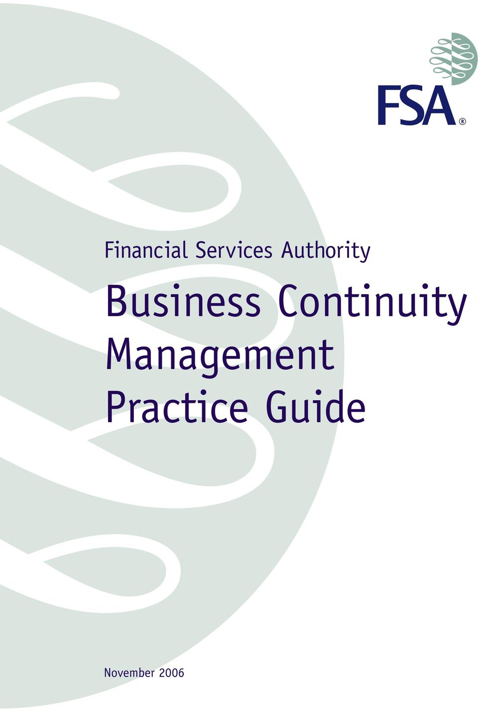 Continuity Management