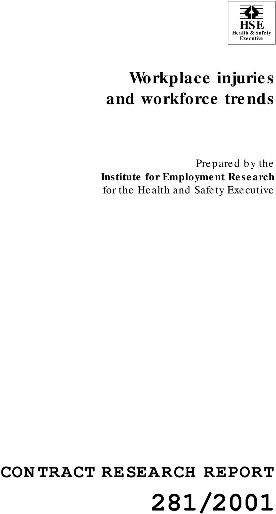 Institute for Employment Research for the