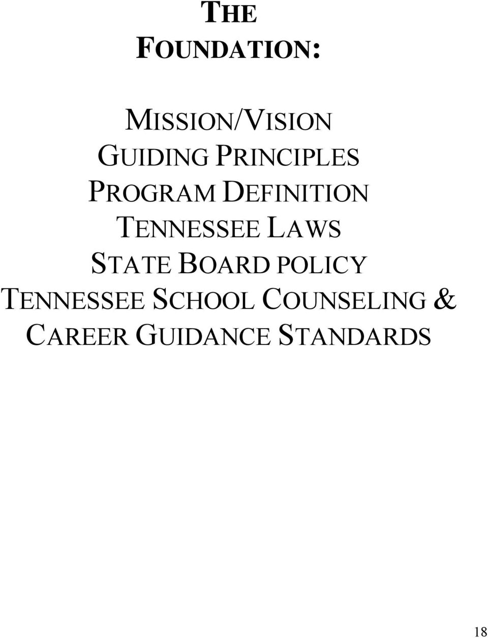 LAWS STATE BOARD POLICY TENNESSEE SCHOOL