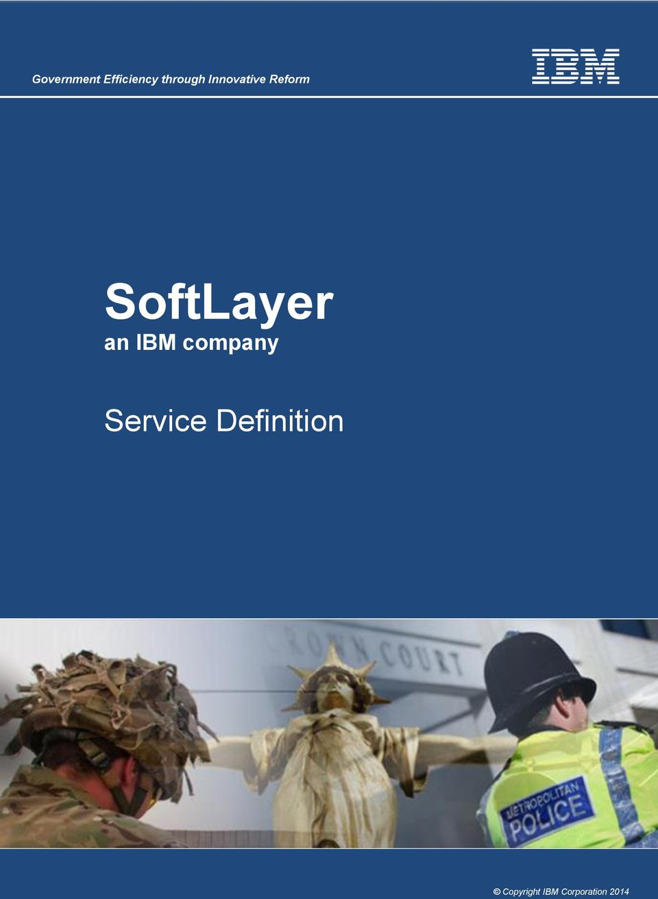 IBM company Service Definition