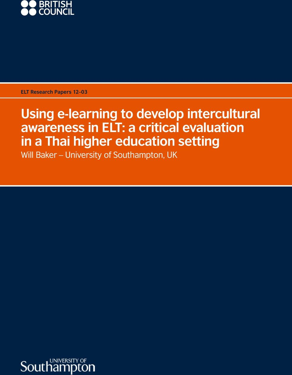 critical evaluation in a Thai higher