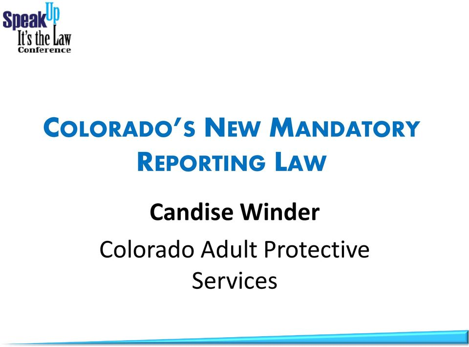 LAW Candise Winder