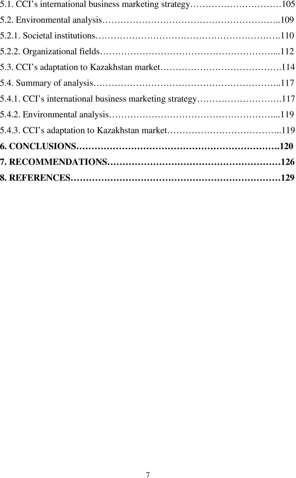 Market Analysis and Strategic Recommendation