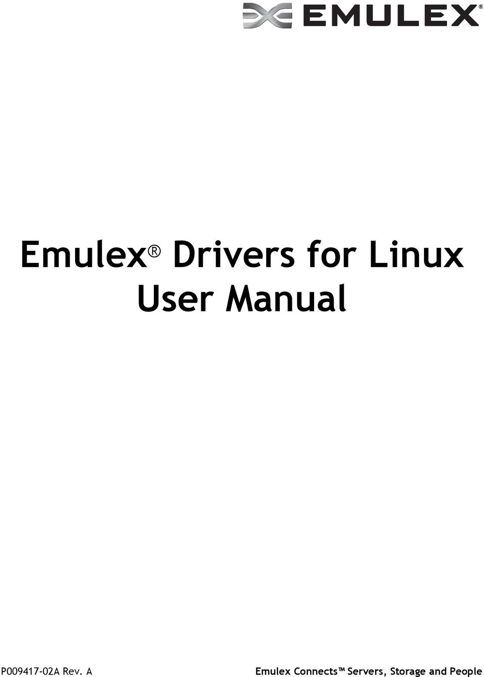Emulex Connects