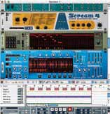 tracks and plug-ins studio environment instruments with more than 1000 sounds PROPELLERHEAD Reason 4 399 00 Reason 4 is an infinitely expandable standalone music workstation application with a simple