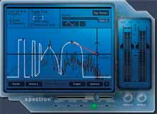 98 Computer Audio Plug-Ins IZOTOPE Spectron #IZS 99 00 Isotope is a 64-bit Spectral Domain Effects Processing plug-in that allows users to split audio into thousands of frequency bands, apply effects