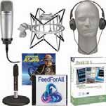 It s a versatile, inexpensive solution for producing a polished, professional Podcast presentation.