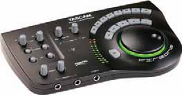#FRATC 199 00 software PRESONUS Faderport The Presonus Faderport is a high-quality, USB motorized fader and recording software including: Pro Tools, Cubase, Nuendo, and Logic.