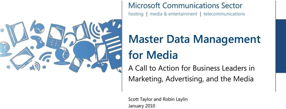 for Media A Call to Action for Business Leaders in