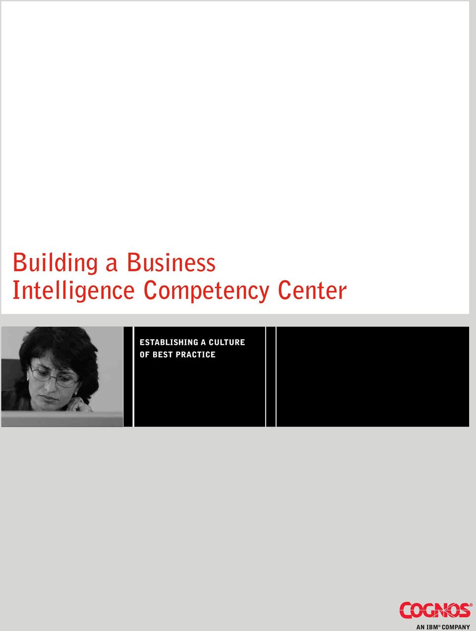 Competency Center